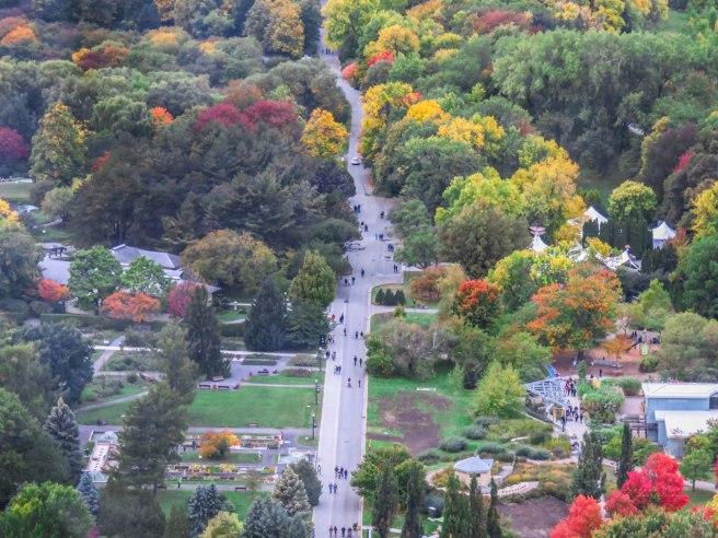 Botanical Gardens, Montreal, Canada.
