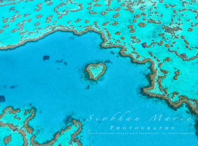 Siobhan Marie Photography The Heart Reef