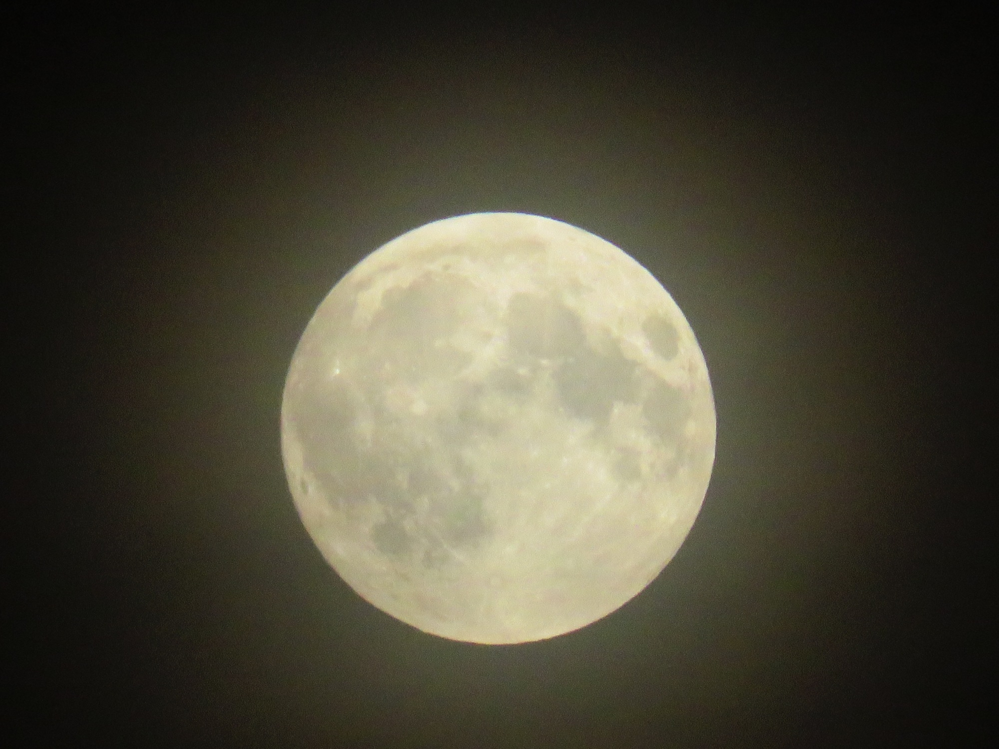 When the moon has a glow by siobhan @ www.siobhanmariephotography.com